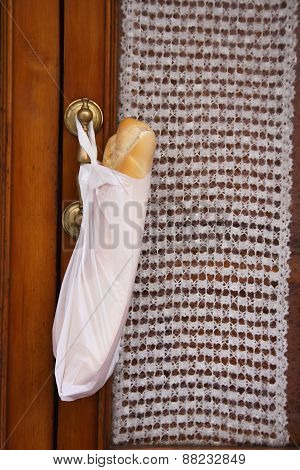 Loaf Of Bread Hanging