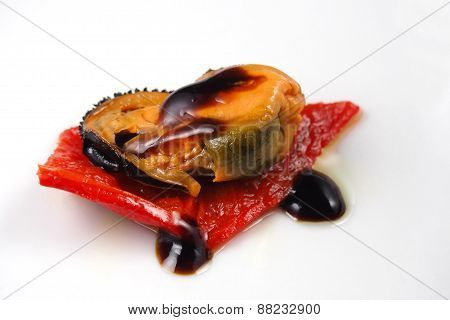 Mussel With Peppers