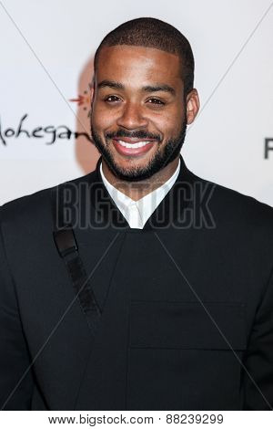 NEW YORK, NY - APRIL 16: Kris Bowers attends the premiere of 'Play It Forward' during the 2015 Tribeca Film Festival at BMCC Tribeca PAC on April 16, 2015 in New York City.