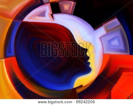 Propagation Of Inner Geometry
