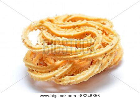 Traditional Indian Snack - Chakali