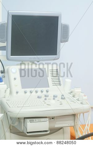Medical ultrasound diagnostic machine