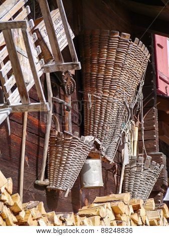 Baskets and Tools