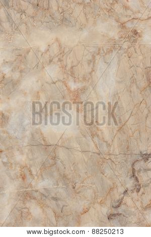 Pattern Of Brown Marble Texture.