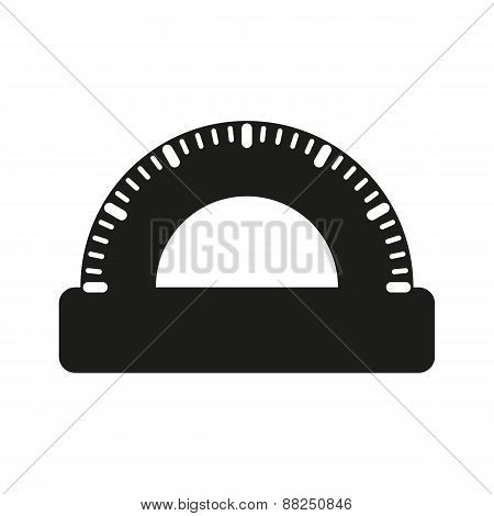 The Protractor Icon