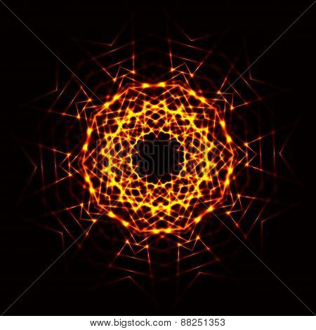 Abstract Cosmic Fireball