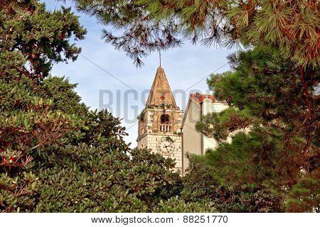 Saint Filip And Jacob Church View
