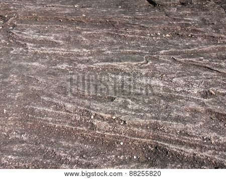 Patterns Of Rock Caused