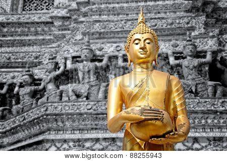 Buddha Wat Arun, Bangkok