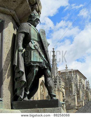 Medieval Knight, France