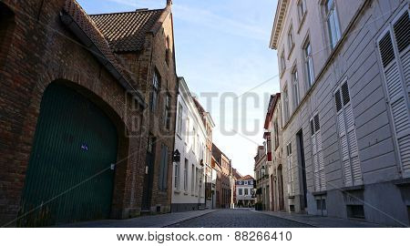 Cityscape Of Old Town