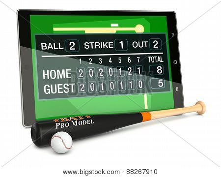 Baseball And New Communication Technology
