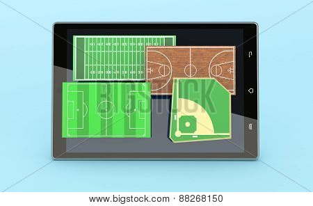Sport And New Communication Technology