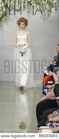 The Theia Spring 2016 Bridal Collection