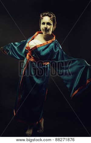 Demon In Kimono