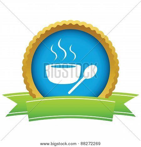 Gold soup logo