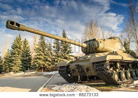 Russian T44 Tank