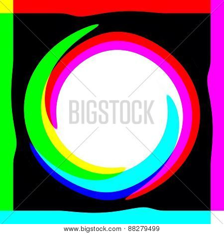 Abstraction decorative background