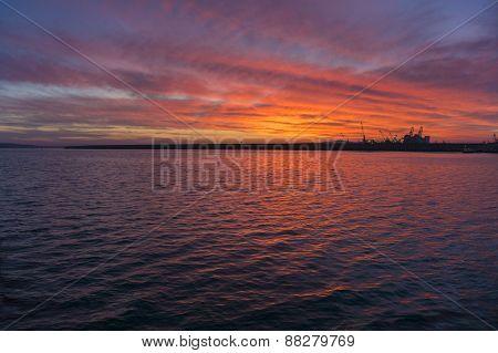 Port Of Burgas