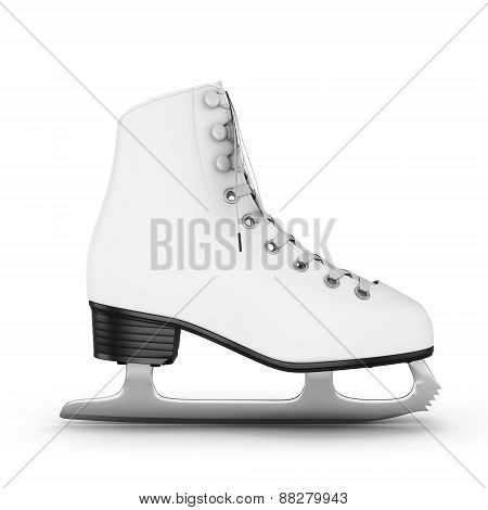 Figure Skates Side View