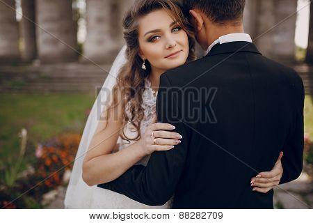 Beautiful Couple Wedding