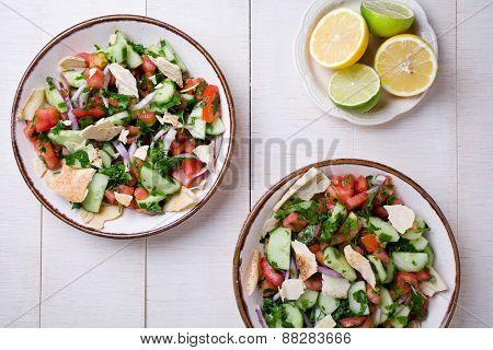 Salad Fattoush