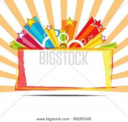 Celebrate Decoration Background