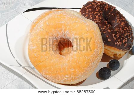 Donuts, Pastries, Cakes