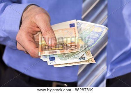 Paying In Euros