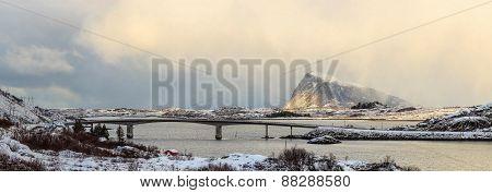 coast of Lofoten, Norway