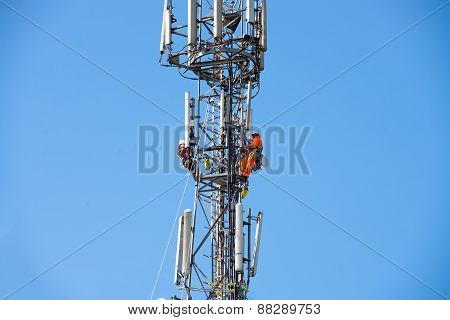 Tower Maintenance