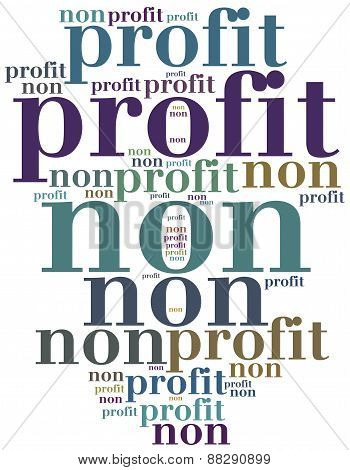 Non Profit Organization Or Business.