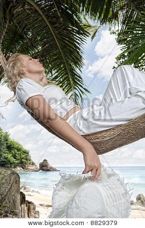 in hammock