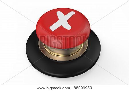 X Red Button