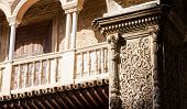 picture of royal palace  - Spain Andalusia Region - JPG