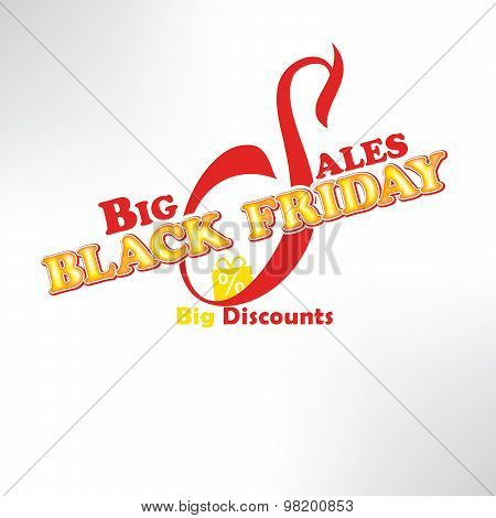 Black Friday Big Sales