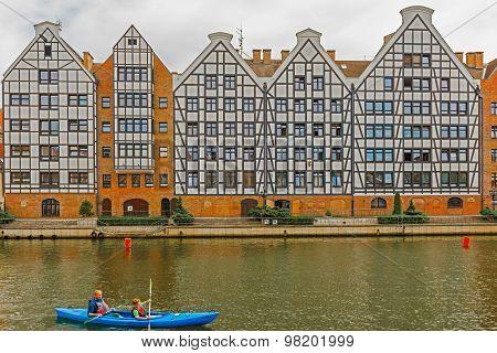 Old City Gdansk, Poland
