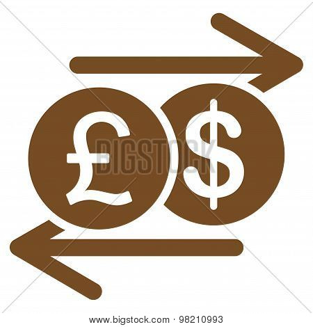 Money Exchange icon from Business Bicolor Set