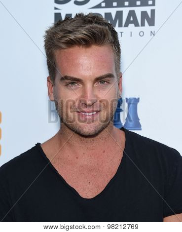 LOS ANGELES - JUL 20:  James Maas arrives to the