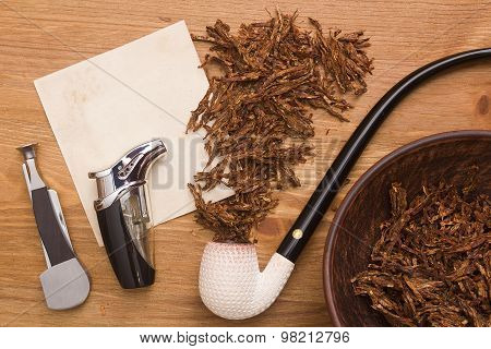 Tobacco For Pipe