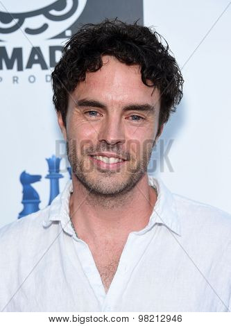 LOS ANGELES - JUL 20:  Damon Gameau arrives to the