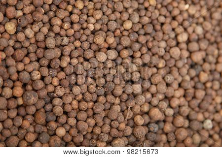 Milled Brown Pepper