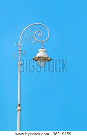 Vintage Street Lamppost