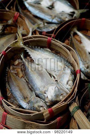 Tuna In Basket