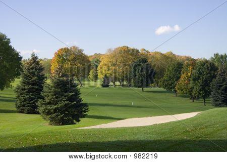 Fairway e golf Sandtrap