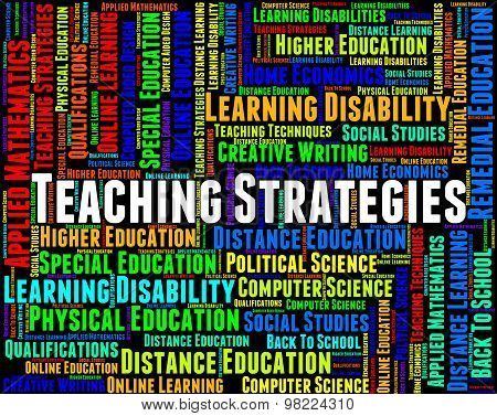 Teaching Strategies Means Business Strategy And Innovation