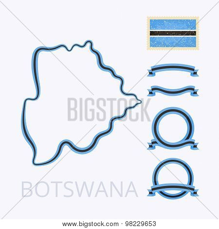 Colors Of Botswana