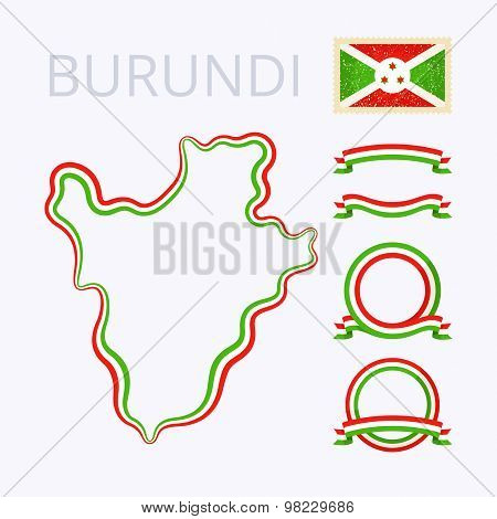 Colors Of Burundi
