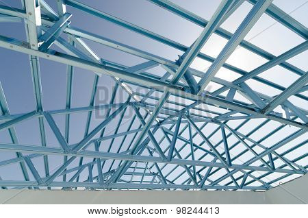 Structure Of Steel Roof-06