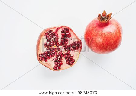 Pomegranate, Pomegranate Seeds